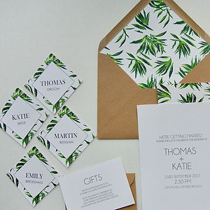 House Collection - Palms