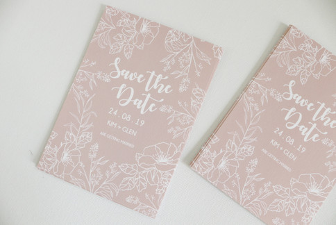 kim and glen wedding. August 2019