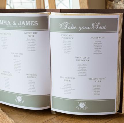 Emma & James