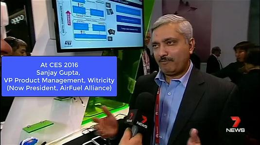 Sanjay Gupta/Witricity
