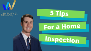 5 Tips for a Home Inspection