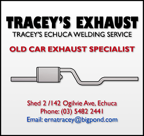 Tracey's Exhaust
