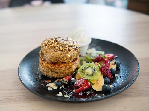 Urban Signature Buckwheat Pancakes