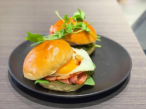 Pack 2 - Brekkie Burger Deal