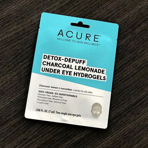 Acure - Detox Depuff Eye Hydrogel