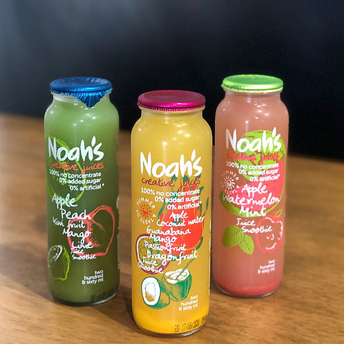Noah's Juices