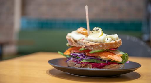 Gourmet Vege Sandwich