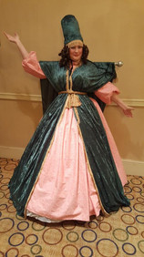 Starlet O'Hara from Carol Burnett Show Went With The Wind skit