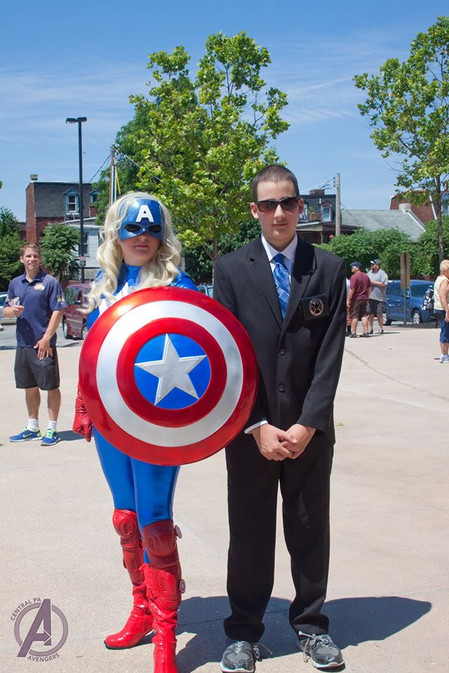 American Dream and Agent Phil Coulson