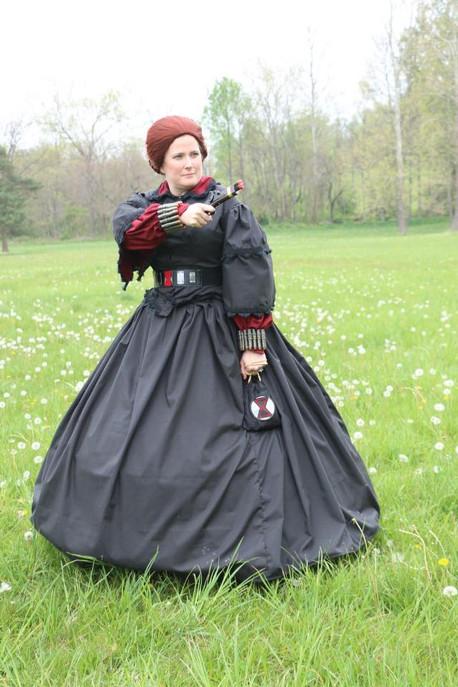 Civil War era Black Widow