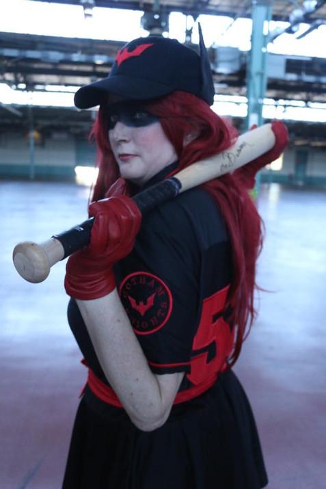 Bombshell Batwoman