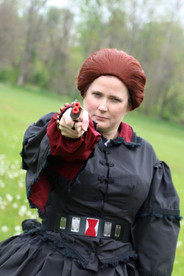 Civil War era Black Widow