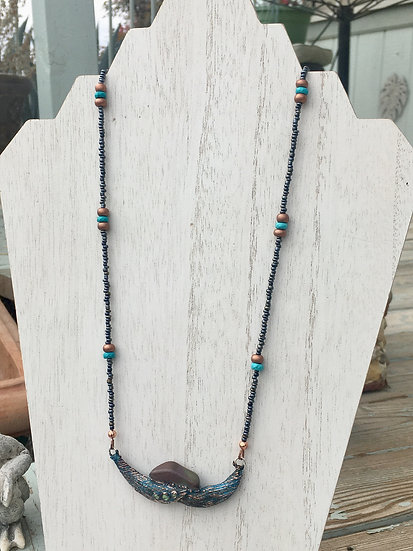 Coyote Canine No-Clasp Necklace