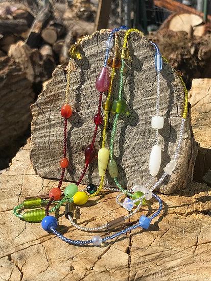 Wrap Necklace & Bracelet