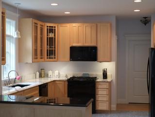 Custom Maple Kitchen