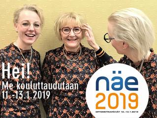 Koulutuspäivät 11.-13.1.2019