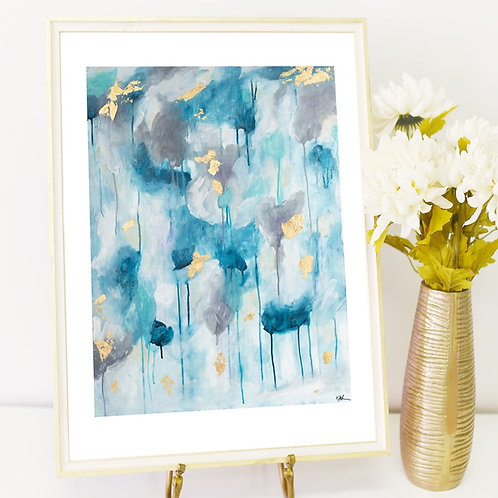 On A Rainy Day- PRINT