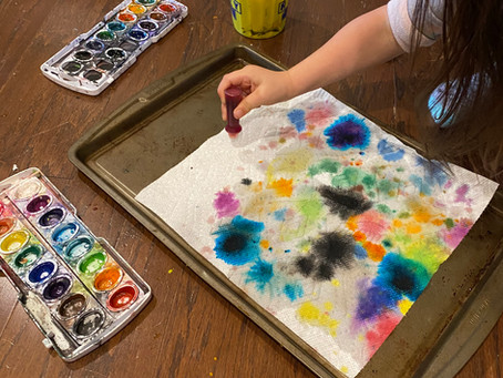Free Art Project for Kids!