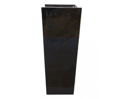 HighTapered Planter 36cm €150 Silver