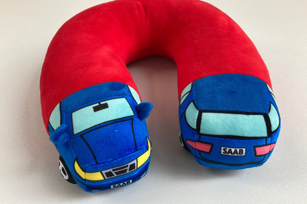 Saab護頸枕