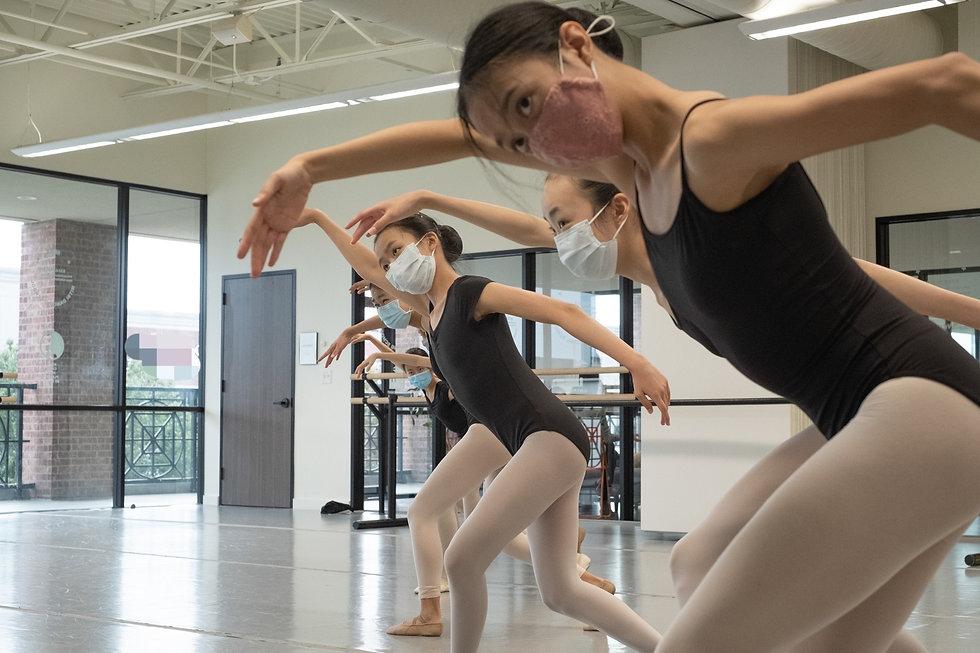 Mitsi Dancing School students dance through the pandemic