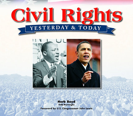 Civil Rights Yesterday and Today [OUT OF PRINT]