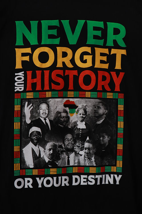 Never Forget Your History [T-Shirt]