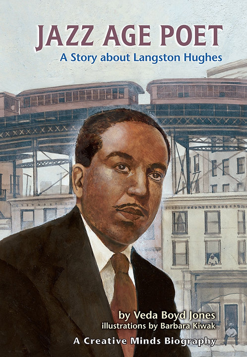 Jazz Age Poet: A Story about Langston Hughes