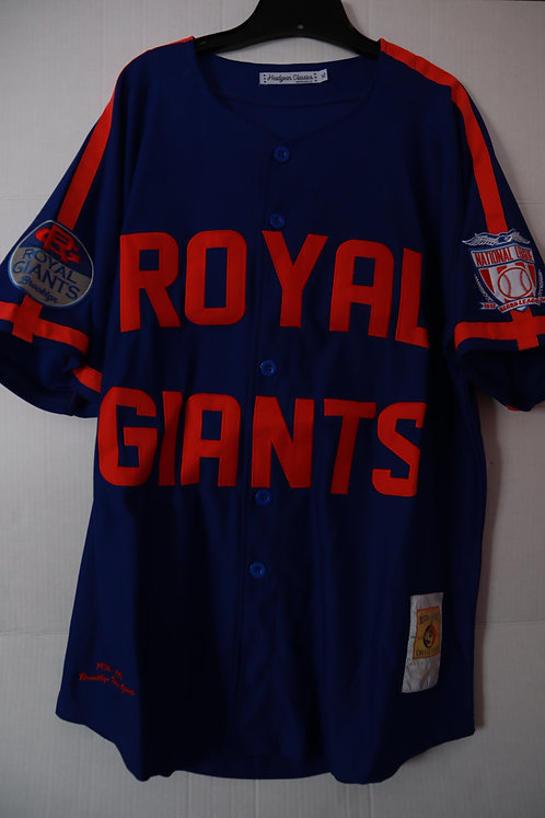 Negro League: Brooklyn Royal Giants [JERSEY]
