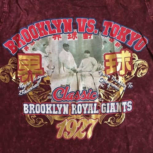 Tokyo Brooklyn Royal Giants T-Shirt