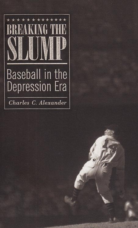 Breaking the Slump: Baseball in the Depression Era
