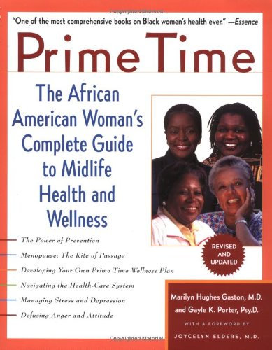 Prime Time: The Af-Am Woman's Complete Guide to Midlife Health and Wellness