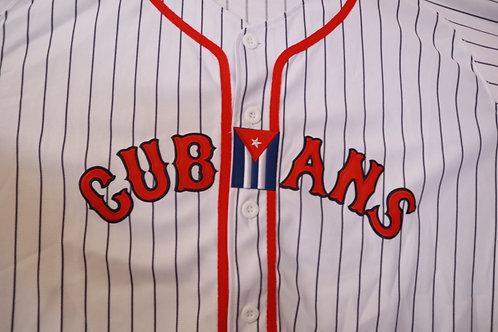 Negro League: New York Cubans [JERSEY]