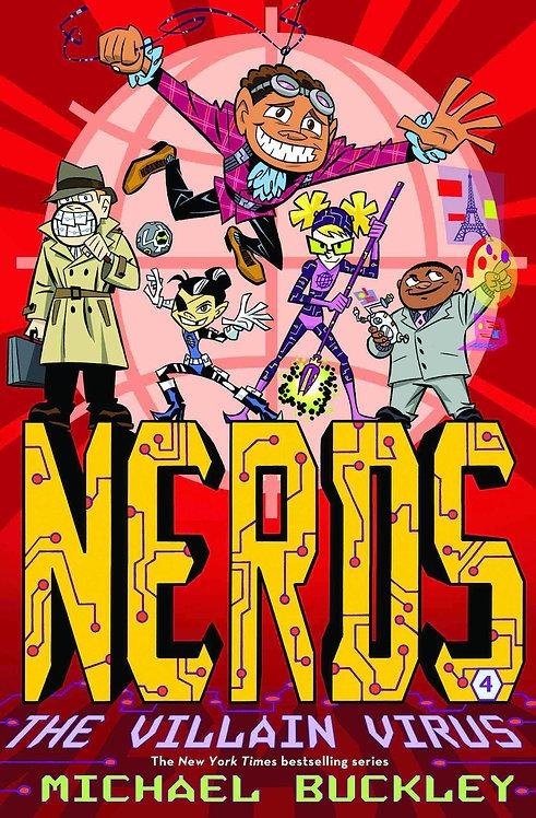 N.E.R.D.S. 4: The Villain Views [Hardcover]