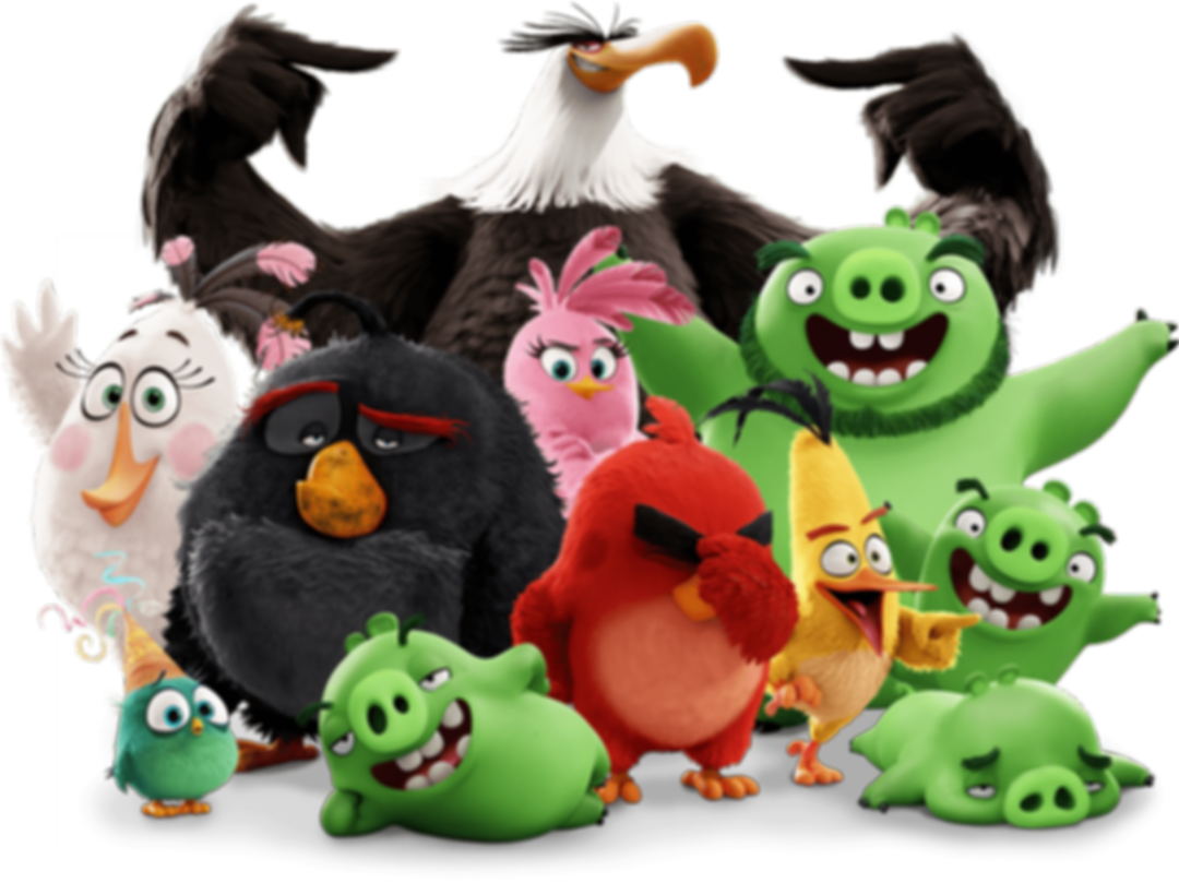 designer angry birds image