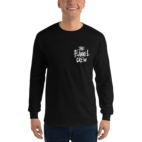 The Flannel Crew - Men's Long Sleeve Tee