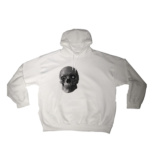 Logo Hoodie (White)