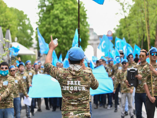 Guilty by Ethnicity - The Oppression of Uyghur Muslims in China
