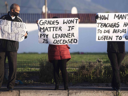 Teachers Unions Strike Again