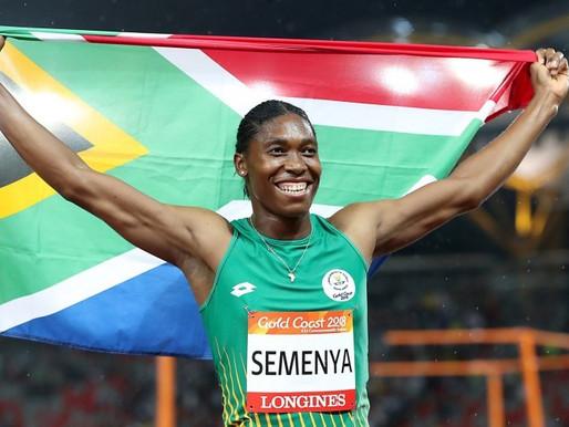 Caster Semenya - an Athletic Champion