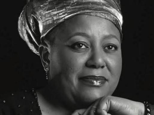 Jazz Singer, Sibongile Khumalo, Is Laid to Rest