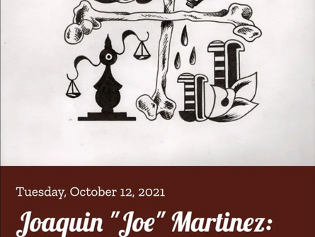 Gin & Justice Podcast Features Joaquin Martinez