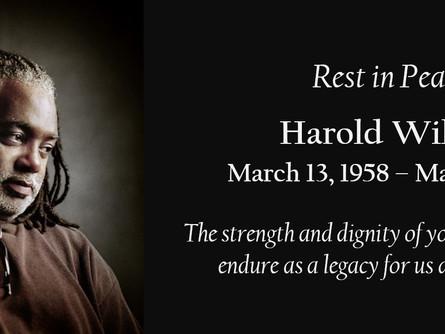 In Memory of Harold Wilson