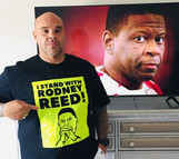 Death Row Survivors Show Support for Rodney Reed with T-Shirt - You Can Too!