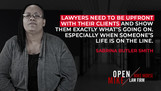 Sabrina Butler-Smith Tells Her Story on Open Mike Podcast
