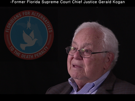 Former Florida chief justice left legacy opposing the death penalty