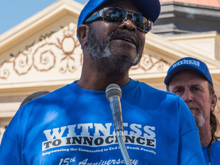 Board Chair Kwame Ajamu Submits Written Testimony in Support of Ohio Anti-Death Penalty Bill