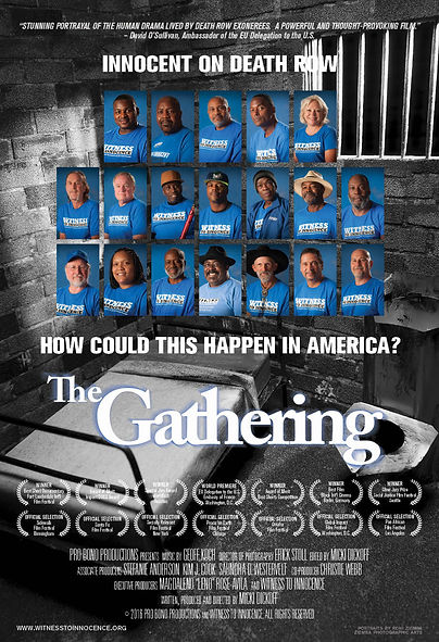 The Gathering Film Poster