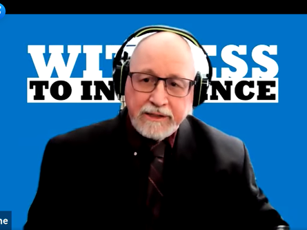 Ron Keine Spoke about Bill to End Qualified Immunity in New Mexico
