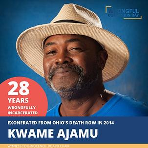Kwame Ajamu WCD Post.png